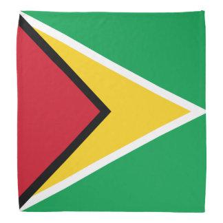 Guyana Flag Head Kerchief