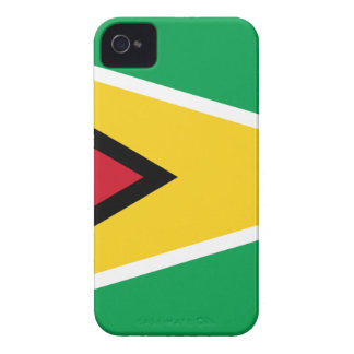 Guyana Flag iPhone 4 Case-Mate Cases