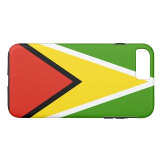 Guyana flag iPhone 7 plus case