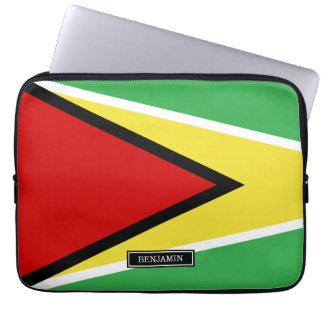 Guyana Flag Laptop Computer Sleeves