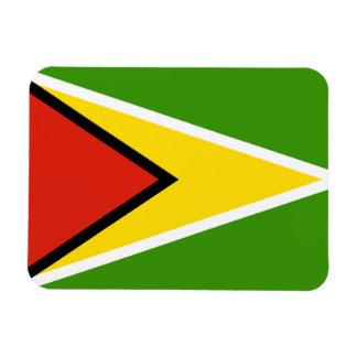 Guyana Flag Magnet