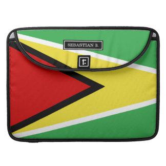 Guyana Flag Sleeve For MacBook Pro