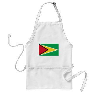 Guyana Flag Standard Apron