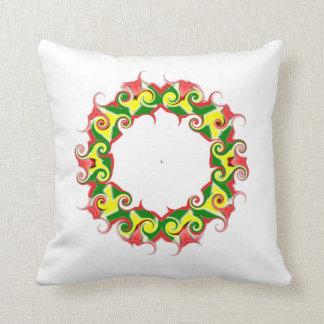 Guyana Flag Toss Pillow
