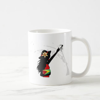 Guyana Girl Mug