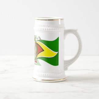 Guyana Kofi 1763 Revolution Beer Stein