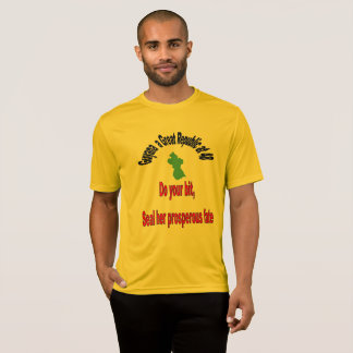 Guyana Republic 48 T-Shirt