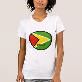 Guyana Roundel quality Flag T-Shirt