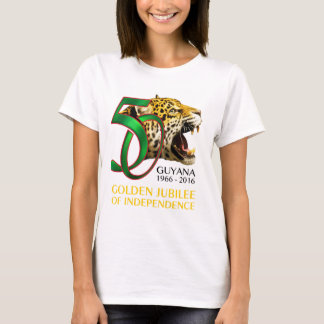 Guyana's 50th Independence shirt