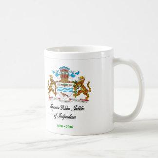 Guyana's Golden Jubilee Mug
