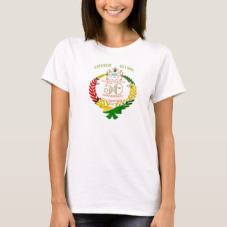 Guyanese 50th Independence Anniversary T-Shirt