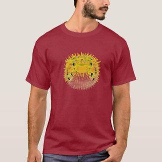 Guys blowfish shirt