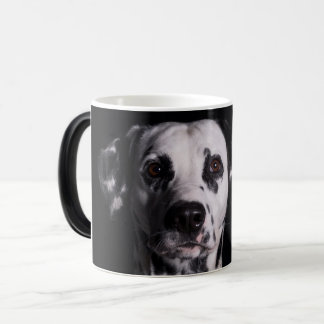 GWDC Dalmatian Photo Contest Magic Mug