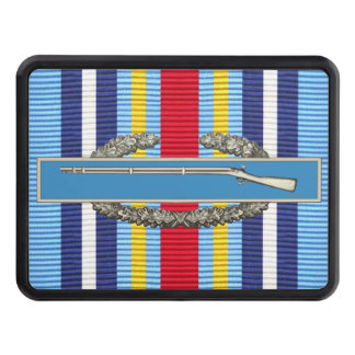 GWOT Ribbon Combat Infantryman Badge Hitch Cover