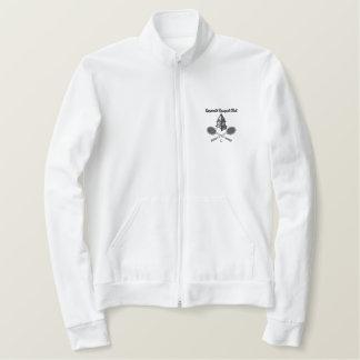 Gwynedd Racquet embroidered logo jacket for women