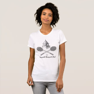 Gwynedd traditional logo women's updated Printed T T-Shirt