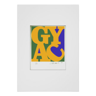 GYAC POSTERS