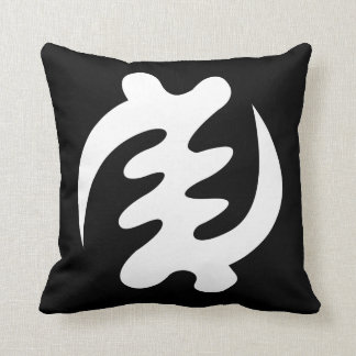 Gye Nyame | God is Supreme Symbol Cushion