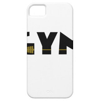 Gym and fitness case for the iPhone 5