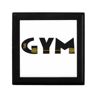 Gym and fitness gift box