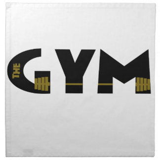 Gym and fitness napkin