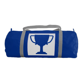 Gym Bag Blank DIY add NAME SLOGAN GREETING PHOTO Gym Duffel Bag