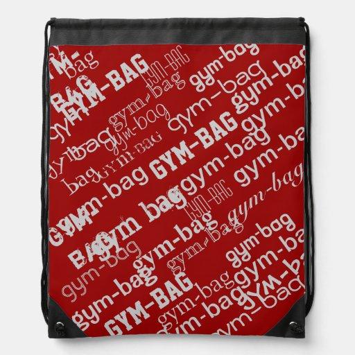gym-bag backpacks