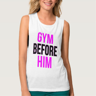 Gym Before Him Singlet