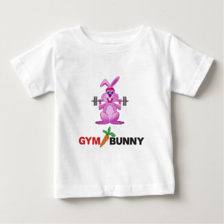 gym bunny baby T-Shirt