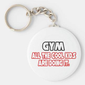 Gym...Cool Kids Keychains