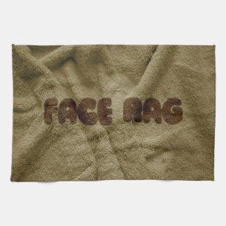 Gym Face Rag Tea Towel