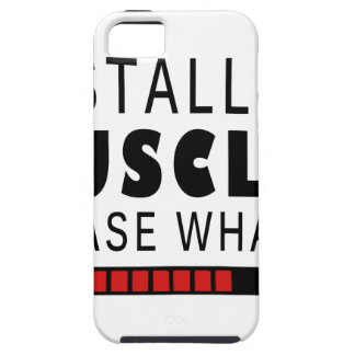 Gym fitness and muscles iPhone 5 cover