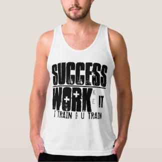 Gym fitness mens singlet tank top fashion trendy