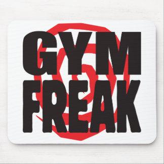 Gym Freak Mousemat