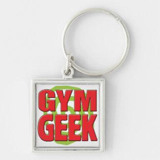 Gym Geek Keychains