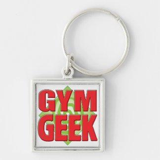 Gym Geek v2 Keychain