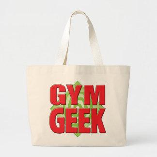 Gym Geek v2 Tote Bag