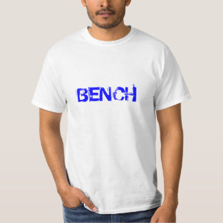"Gym Motivation ""Bench"" T Shirts"