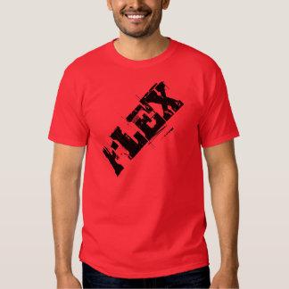 "Gym Motivation ""Flex"" Tees"