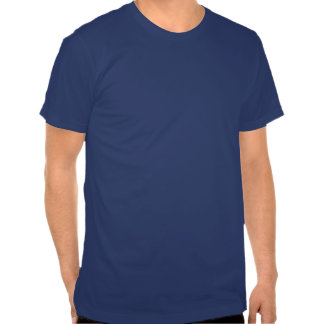 Gym Quest Men's American Apparel Tee (Blue)