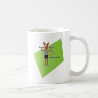 Gym Rat Coffee Mug