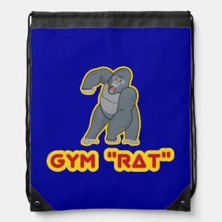 Gym Rat Gorilla Backpack