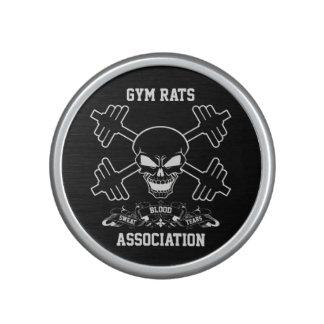 Gym Rats Association Speaker