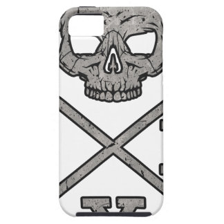 Gym Skeleton Poster Sport Fitness iPhone 5 Covers