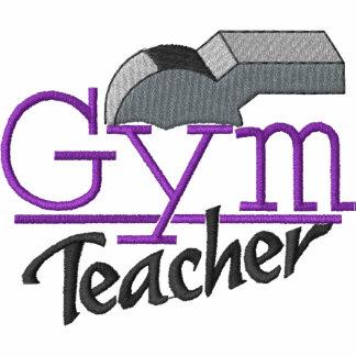 Gym Teacher Embroidered Jacket