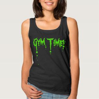 Gym Time Ladies Tank Top