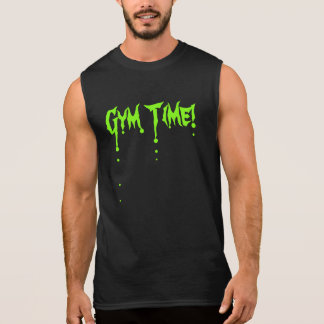 Gym Time Muscle Shirt