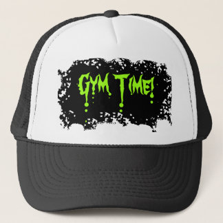 Gym Time Trucker Hat