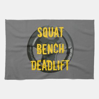 Gym Towel Squat Bench Deadlift