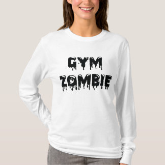 Gym Zombie Longsleeve Tee